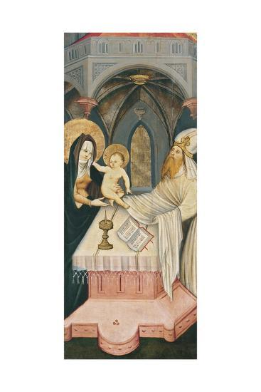 The Presentation in the Temple--Giclee Print