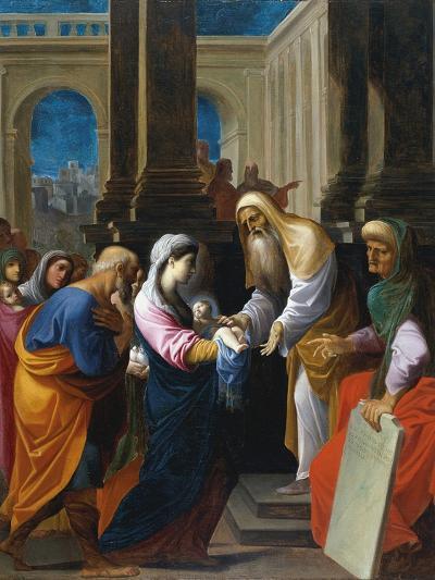 The Presentation in the Temple-Lodovico Carracci-Giclee Print