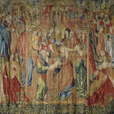 The Presentation of Jesus at the Temple--Giclee Print