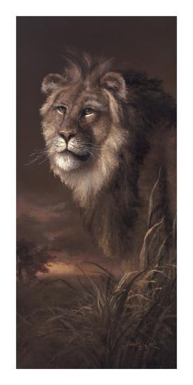 The Pride of Africa-James Lee-Art Print
