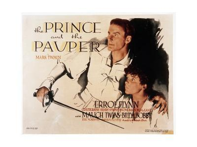 The Prince and the Pauper--Art Print