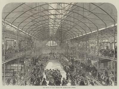 The Prince of Wales Opening the Bethnal-Green Museum--Giclee Print