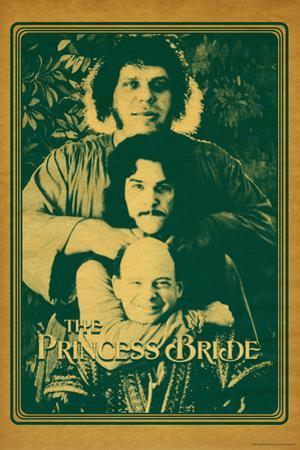 The Princess Bride - Vizzini, Inigo Montoya, and Fezzik