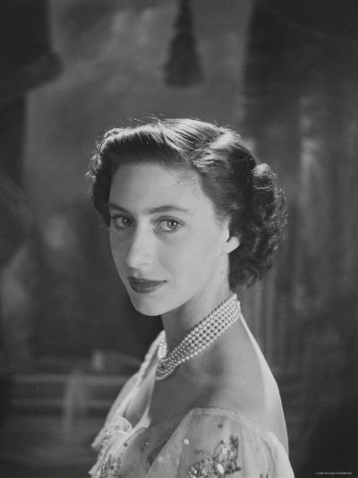 The Princess Margaret, Countess of Snowdon, 21 August 1930 - 9 February 2002-Cecil Beaton-Photographic Print