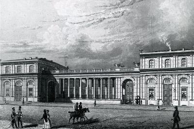 The Prinz-Albrecht-Palais, 1833--Giclee Print