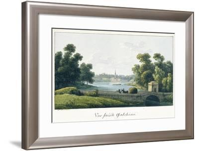 The Priory Palace in Gatchina, before 1817-Andrei Yefimovich Martynov-Framed Giclee Print