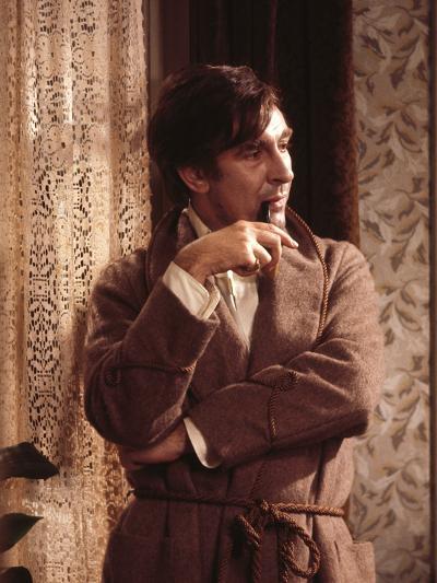 The Private Life Of Sherlock Holmes, Robert Stephens, 1970--Photo