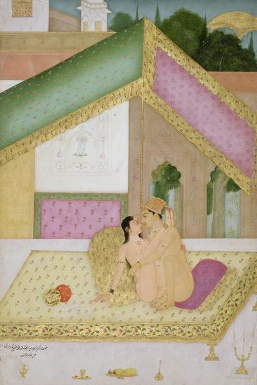 The Private Pleasure of Prince Bedar Bakht--Giclee Print