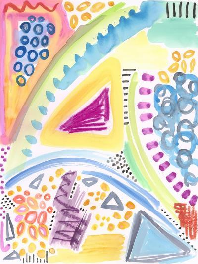 The Process - Watercolor-Jennifer McCully-Giclee Print