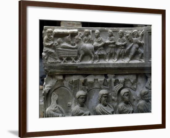 The Procession of the Magi--Framed Giclee Print