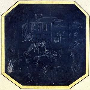 The Prodigal Son before the Fire, Early 16th Century