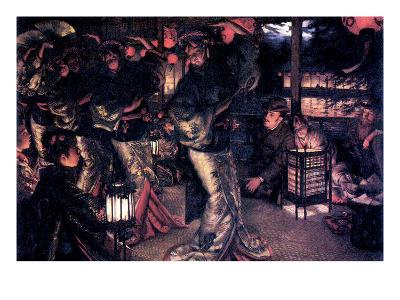 The Prodigal Son in Modern Life - in Foreign Countries-James Tissot-Art Print