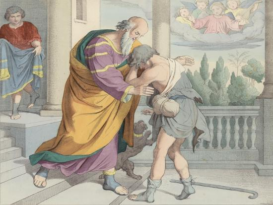 The Prodigal Son--Giclee Print