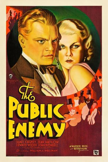 The Public Enemy, 1931--Giclee Print