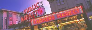 The Public Market Seattle WA USA