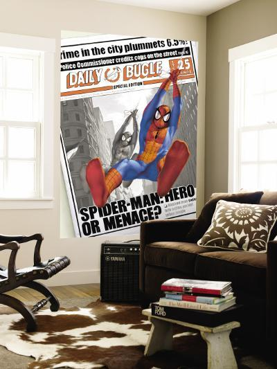 The Pulse No.1 Cover: Spider-Man--Wall Mural
