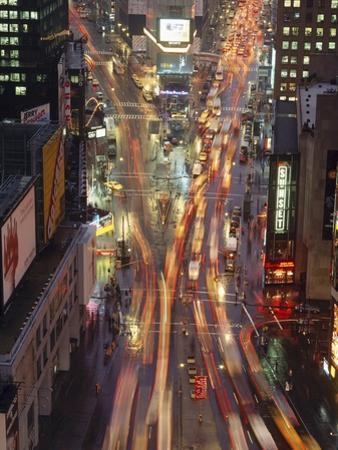 The Pulse of Times Square
