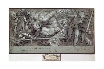 The Punishment of Marsyas, C1573-Paolo Farinati-Giclee Print