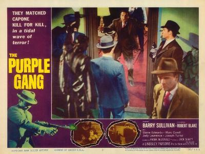 The Purple Gang, 1959--Art Print