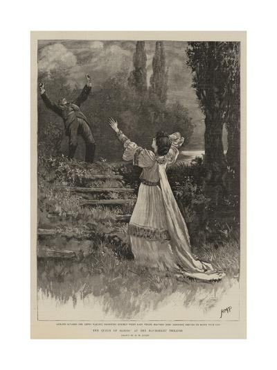 The Queen of Manoa at the Haymarket Theatre-Henry Marriott Paget-Giclee Print