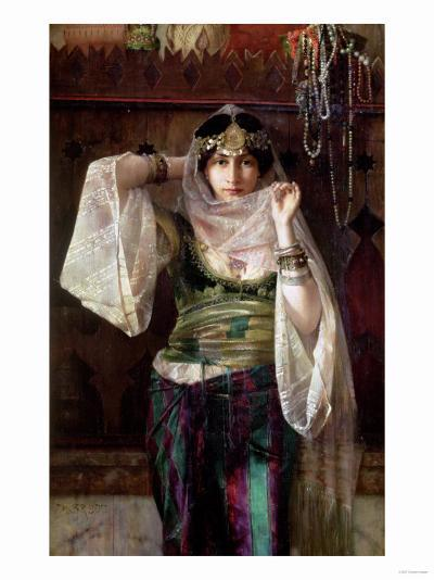 The Queen of the Harem-Sir William Beechey-Giclee Print