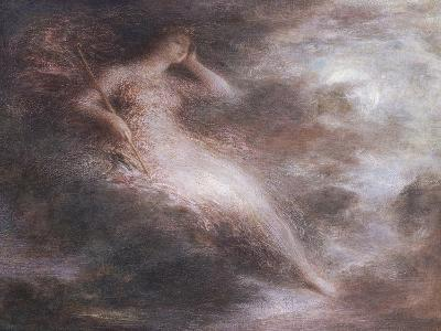 The Queen of the Night-Henri Fantin-Latour-Giclee Print