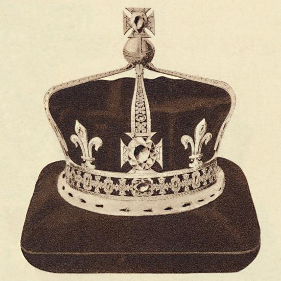 'The Queen's Crown', 1937-Unknown-Photographic Print