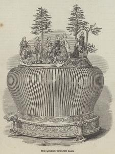 The Queen's Twelfth Cake