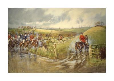The Quorn Muxlow-John King-Premium Giclee Print
