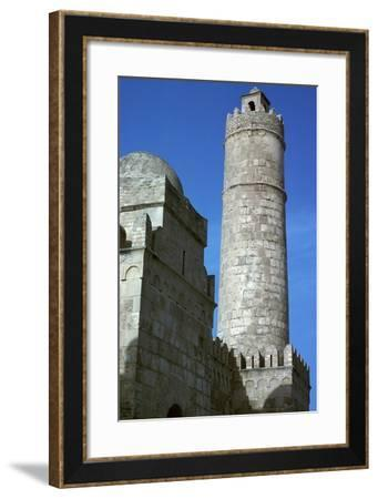 The Rabat in Sousse-CM Dixon-Framed Photographic Print