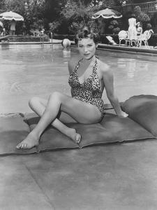 The Racers, Bella Darvi, 1955