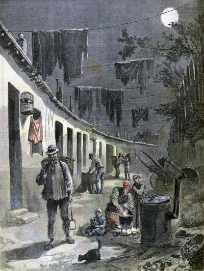 The Rag and Bone Man of Paris, 1892-Henri Meyer-Giclee Print