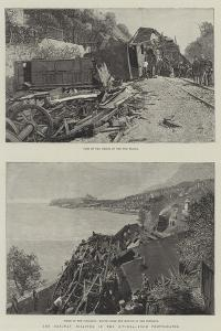 The Railway Disaster in the Riviera