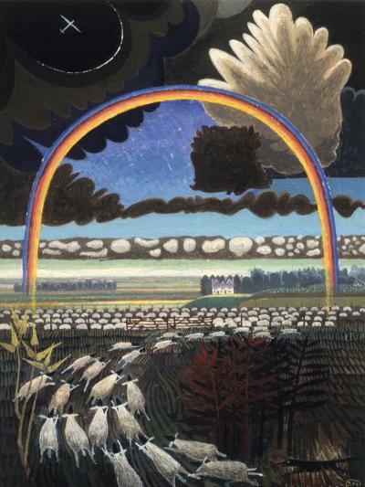The Rainbow, 2005-Ian Bliss-Giclee Print