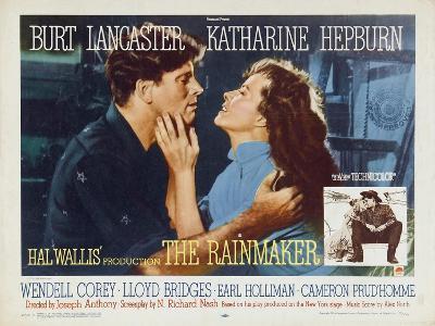 The Rainmaker, 1956--Art Print