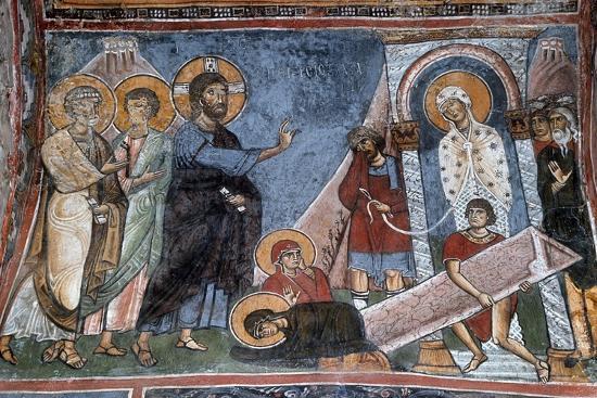 The Raising of Lazarus--Giclee Print