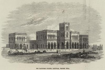 The Rajkoomar College, Kattywar, Western India--Giclee Print