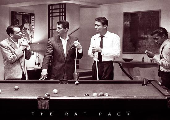 The Rat Pack--Poster