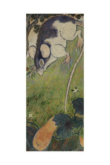 The Rat-Felix Pissarro-Giclee Print