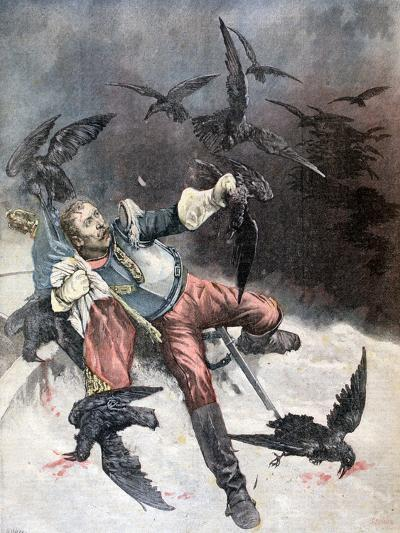 The Raven, 1890-F Meaulle-Giclee Print