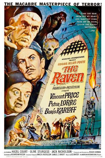 The Raven, 1963--Giclee Print