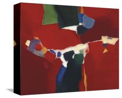 The Reach of Joy-Nancy Ortenstone-Stretched Canvas Print