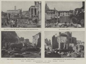 The Recent Discoveries in the Roman Forum