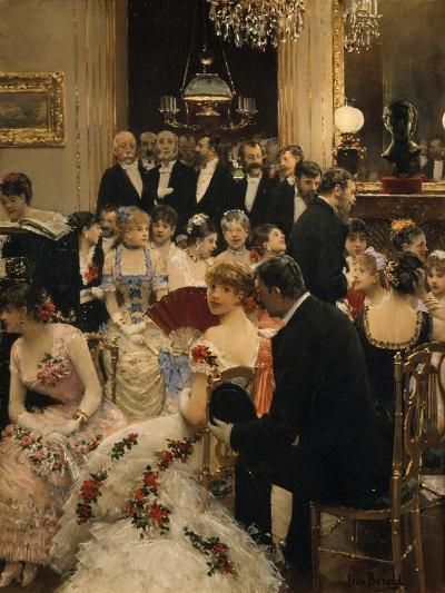 The Reception-Jean B?raud-Giclee Print