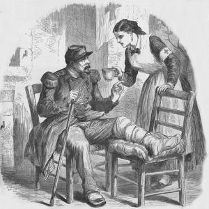 The Red Cross Nurse, 1884