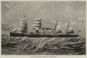 The Red Star Line Steam-Ship Westernland