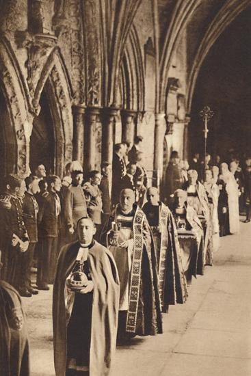 'The Regalia', May 12 1937-Unknown-Photographic Print