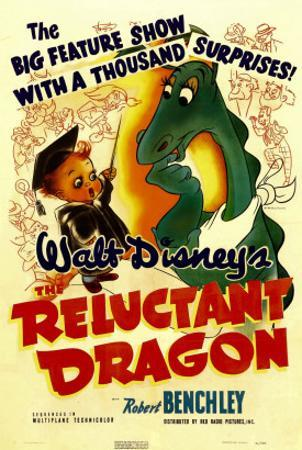 The Reluctant Dragon, 1941