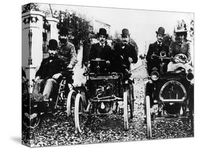 The Renault Brothers, 1898