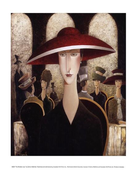 The Rendez-vous-Danny McBride-Art Print